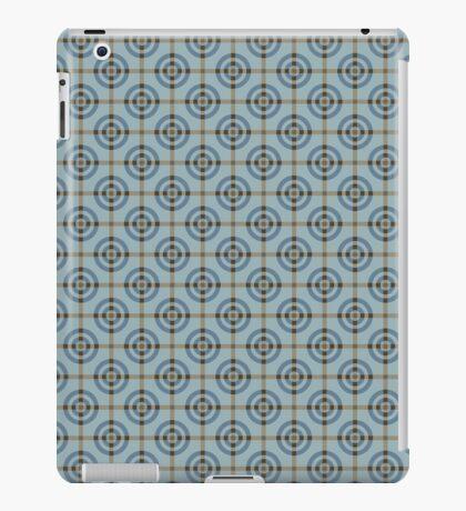 Bullseye Pattern iPad Case/Skin