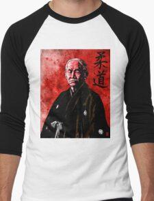 Jigoro Kano (Kanō Jigorō) Men's Baseball ¾ T-Shirt