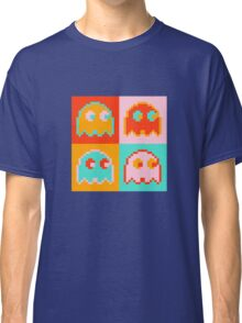 Pac-Man Ghost  Classic T-Shirt