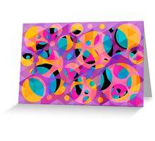 geometric Greeting Card