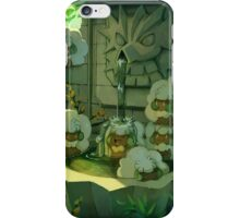 Chilling In The Fountain iPhone Case/Skin