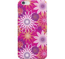 Bold Flowers iPhone Case/Skin