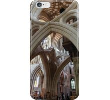 Wells Cathedral Arches iPhone Case/Skin