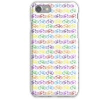Colorful Bicycles iPhone Case/Skin