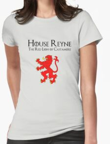 House Reyne of Castamere Emblem Womens Fitted T-Shirt