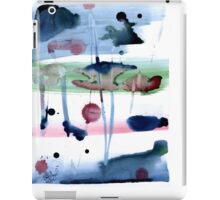 Birth And Rebirth (The Sentient Waters Series) iPad Case/Skin