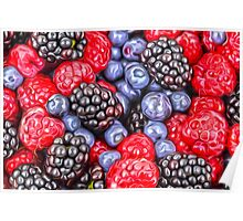 Berries Poster