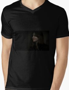 Doctor Clara Mens V-Neck T-Shirt