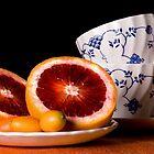 Blood Orange by Rachel Slepekis