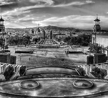 A View From Montjuic by Roddy Atkinson
