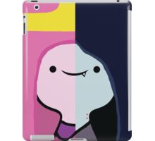 Marceline and Princess Bubblegum iPad Case/Skin