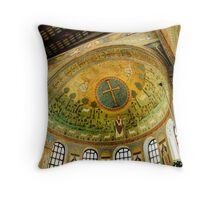 Celestial Intimations Throw Pillow