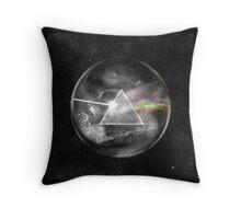 The Dark Side #5 Throw Pillow