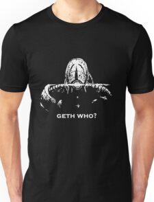 Geth Who Unisex T-Shirt