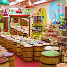 &quot;Candyland&quot; A buffet of sweets ! by Gail Jones