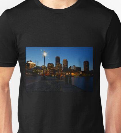 Boston Harbour Unisex T-Shirt