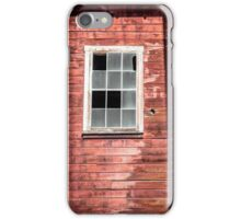 Window iPhone Case/Skin