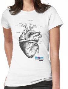 Peche 2 Womens Fitted T-Shirt