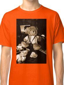 Teddy the Photographer Classic T-Shirt