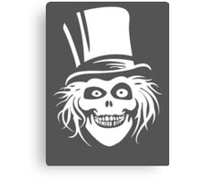 HATBOX GHOST Canvas Print