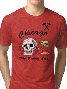 Windy City  Tri-blend T-Shirt