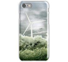 Turbine Wind Chime. iPhone Case/Skin