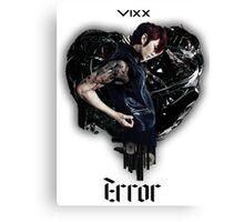 Vixx Error - Leo Canvas Print