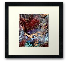 ~Life Force~ Framed Print