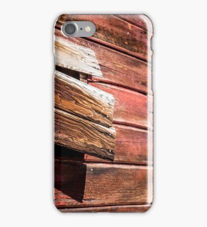 Wall iPhone Case/Skin