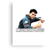 Top Gun - Maverick Approves Canvas Print