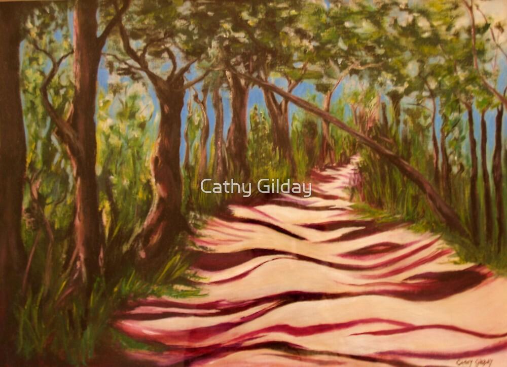 Tiger Path by Cathy Gilday
