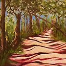 Tiger Path by Cathy Gilday