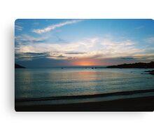 Freycinet Sunset Canvas Print