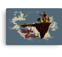 Feel Good... Canvas Print