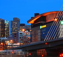 Home Of The Celtics And Bruins by RichardGibb