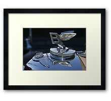 Bentley Wants To Fly Framed Print