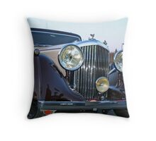 Big Bentley 37 Throw Pillow