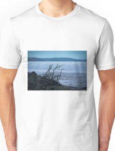 Riverside Driftwood Unisex T-Shirt