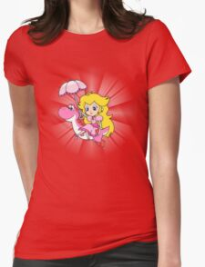 Yoshi and Chibi Peach T-Shirt