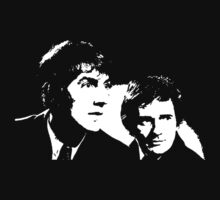 Peter Cook & Dudley Moore by trm06