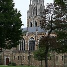 All Saints Chapel, Sewanee by Bernadette Watts