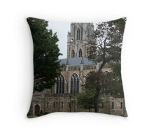 All Saints Chapel, Sewanee Throw Pillow