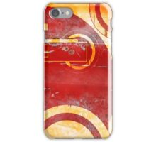 Shoot at the Red iPhone Case/Skin