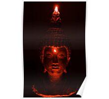 Budha Lives Poster