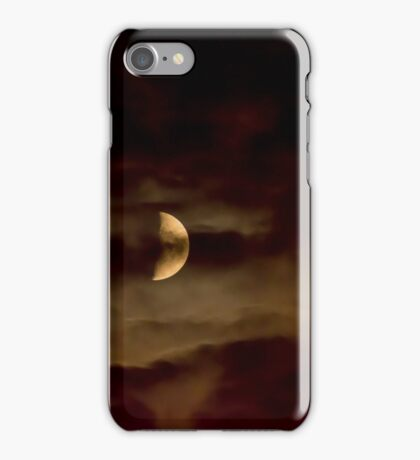 Thinly Veiled Heavenly Body  iPhone Case/Skin