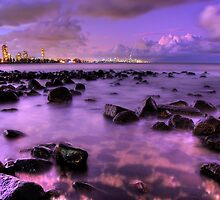 The Burleigh Headland by RONI PHOTOGRAPHY