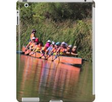 Paddling the Ord Marathon iPad Case/Skin
