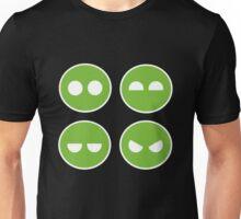 Emoticos Unisex T-Shirt