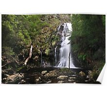 Mathinna Falls (Upper) Poster