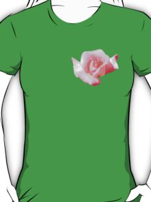 Lovely pink rose T-Shirt